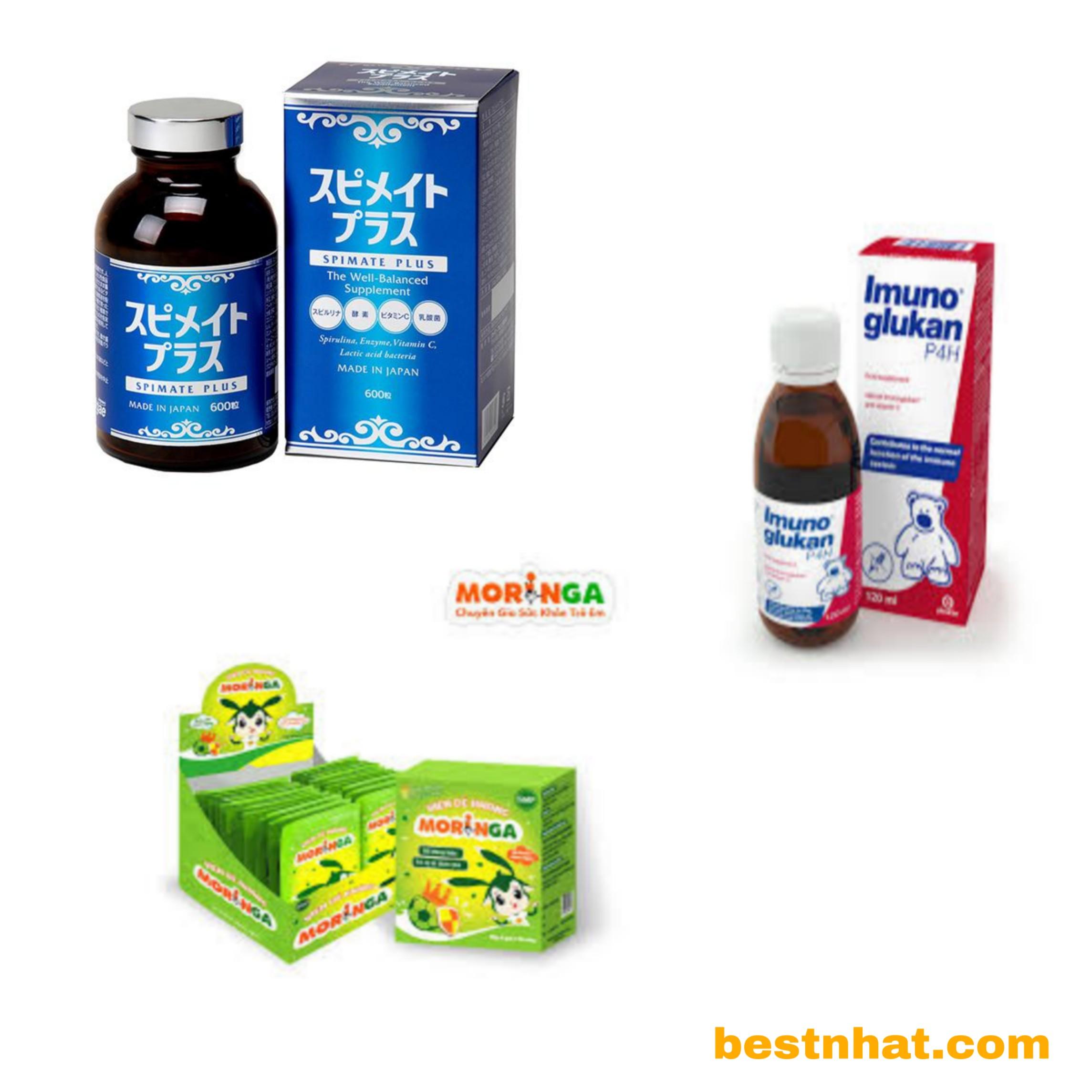 TOP 4 thực phẩm chức năng tăng sức đề kháng chống dịch Corona Covid-19
