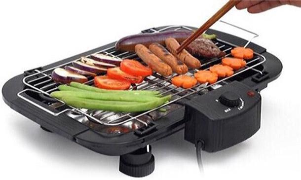 Bếp nướng điện mini không khói Electric Barbecue Grill